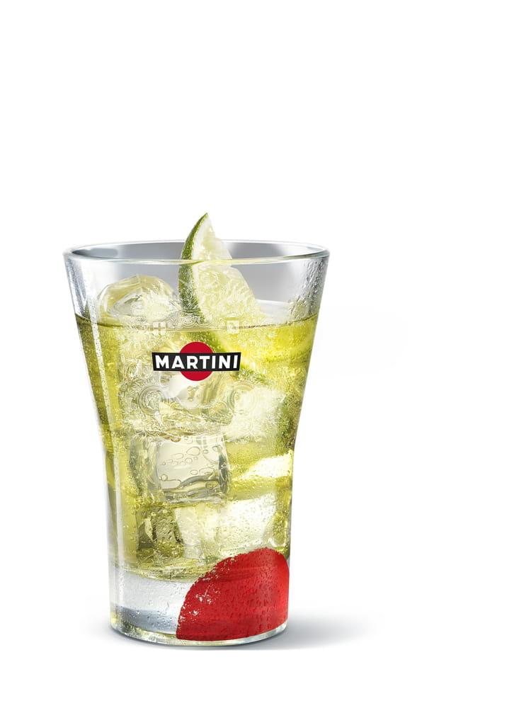 Recette de Cocktail Martini® Bianco Tonic : la recette facile