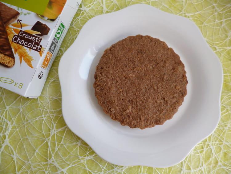 recette de g teau cru moelleux au psyllium avec biscuits chocolat noir la recette facile. Black Bedroom Furniture Sets. Home Design Ideas