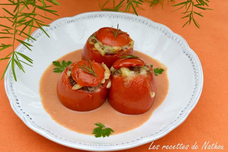 Recette de tomates farcies aux risone et la viande - Quantite de viande par personne par jour ...
