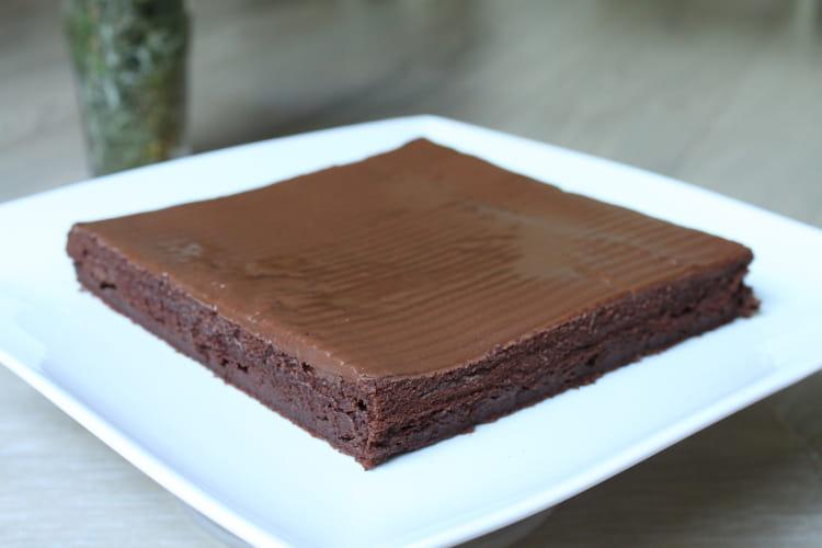 recette de fondant au chocolat et mascarpone de cyril. Black Bedroom Furniture Sets. Home Design Ideas
