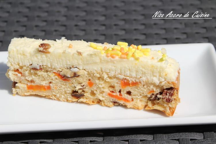 Recette carrot cake g teau - Recette carrot cake americain ...