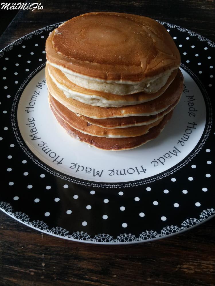 Recette de pancakes de cyril lignac la recette facile - Cyril lignac livre de cuisine ...