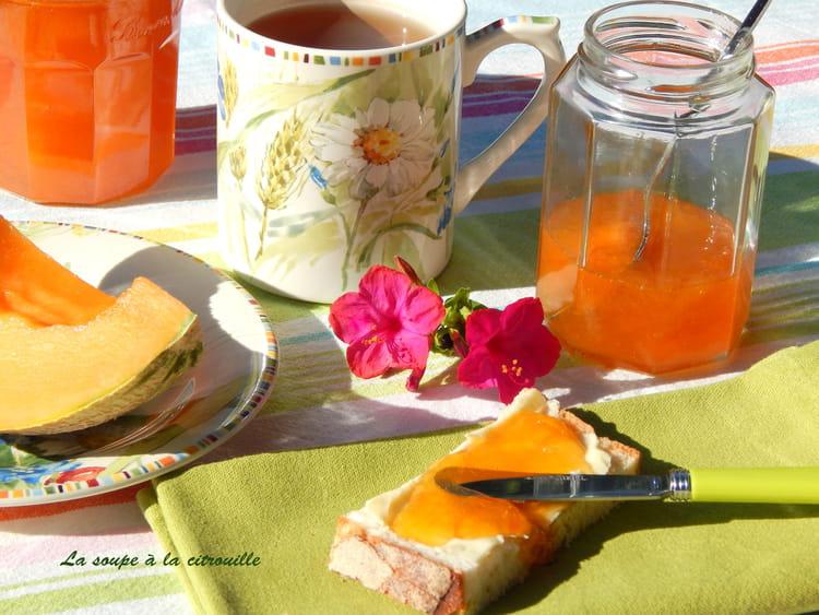 Recette de confiture de melon la vanille et au cognac for Jardin facile cognac