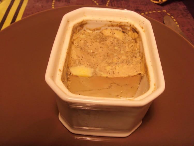 Recette foie gras cuisson basse temp rature terrine p t - Temperature cuisson foie gras ...