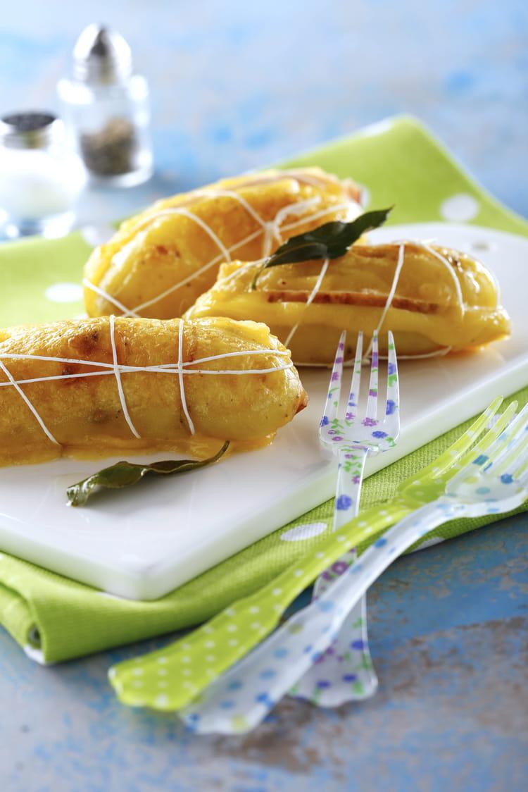Recette de petits sandwichs de pommes de terre ratte du touquet la recette facile - Cuisiner la ratte du touquet ...
