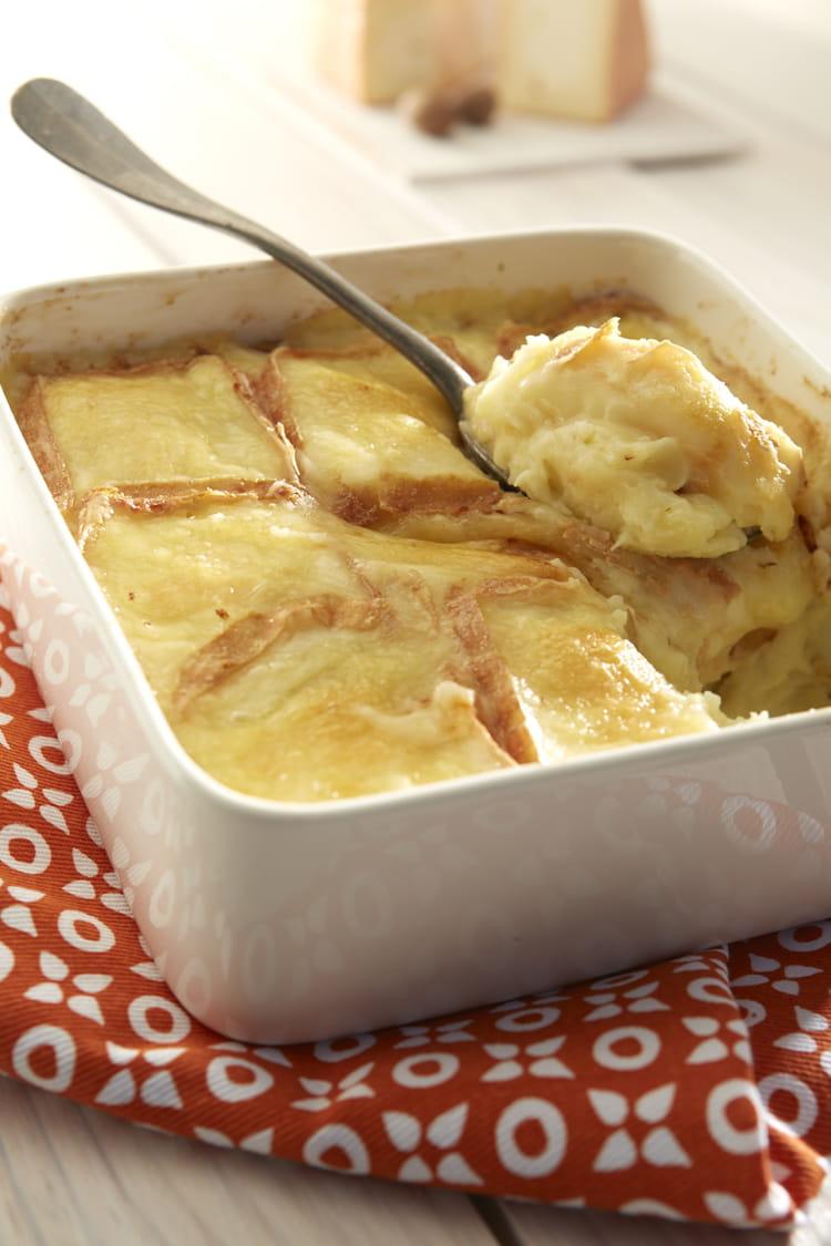 Pur e de ratte du touquet gratin e au maroilles la recette facile - Cuisiner la ratte du touquet ...