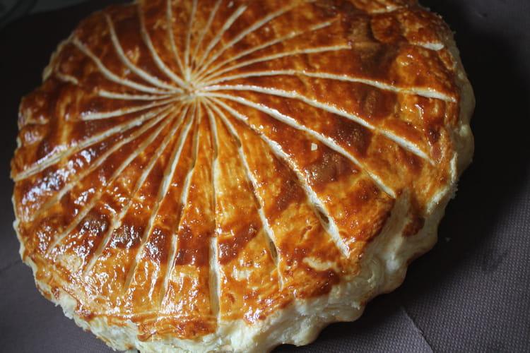 galette des rois au beurre sale
