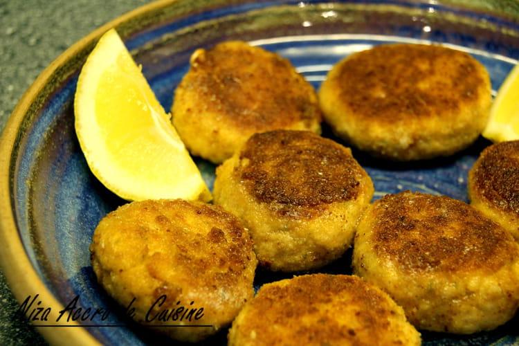 Boulettes au saumon la recette facile - Cuisiner saumon surgele ...