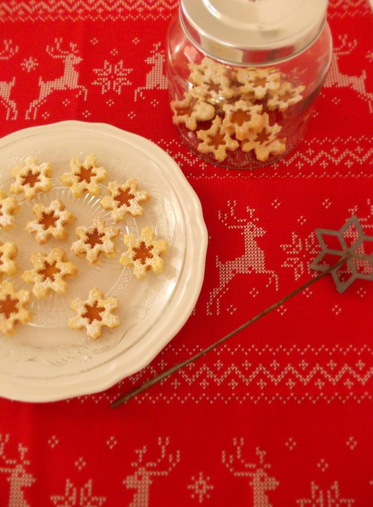 Recette de sabl s au caramel beurre sal la recette facile - Recette caramel liquide facile ...