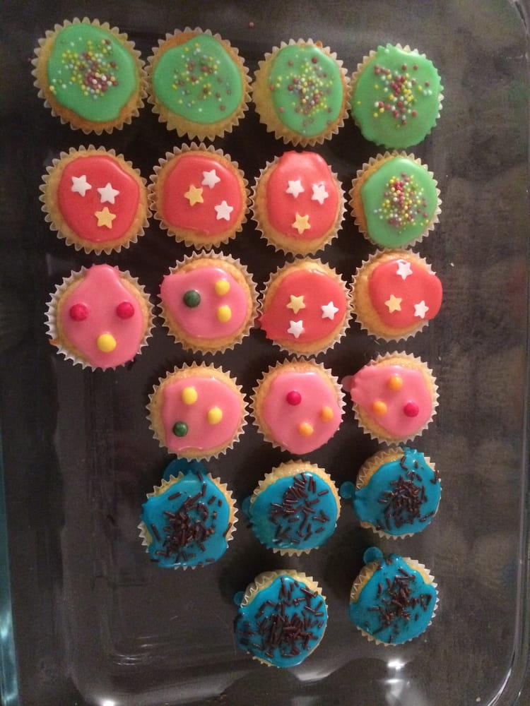 Recette de cupcakes glacage royal la recette facile - Glacage cupcake facile ...