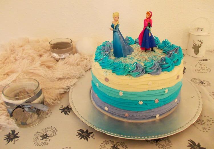Recette Layer Cake Deco Fillette