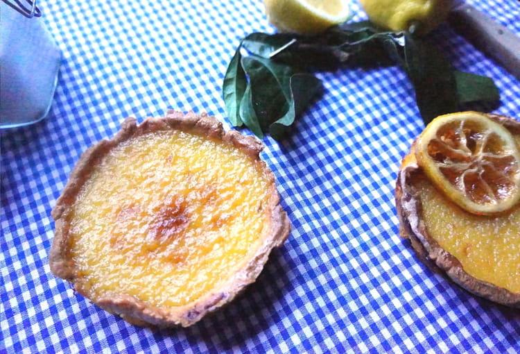 Recette de tarte au citron facile et rapide la recette facile - Tarte au citron facile et rapide ...