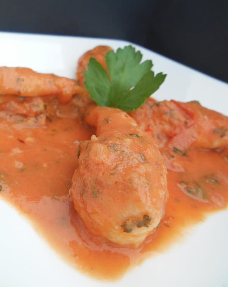 Recette lotte l 39 armoricaine poisson - Lotte al armoricaine recette cuisine ...
