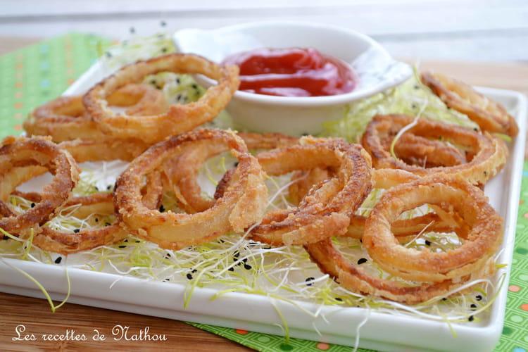 recette oignons frits au paprika fum onion rings la. Black Bedroom Furniture Sets. Home Design Ideas
