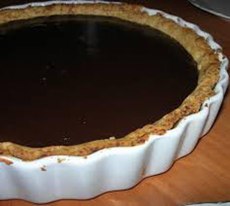 recette de tarte au chocolat sans cuisson la recette facile. Black Bedroom Furniture Sets. Home Design Ideas