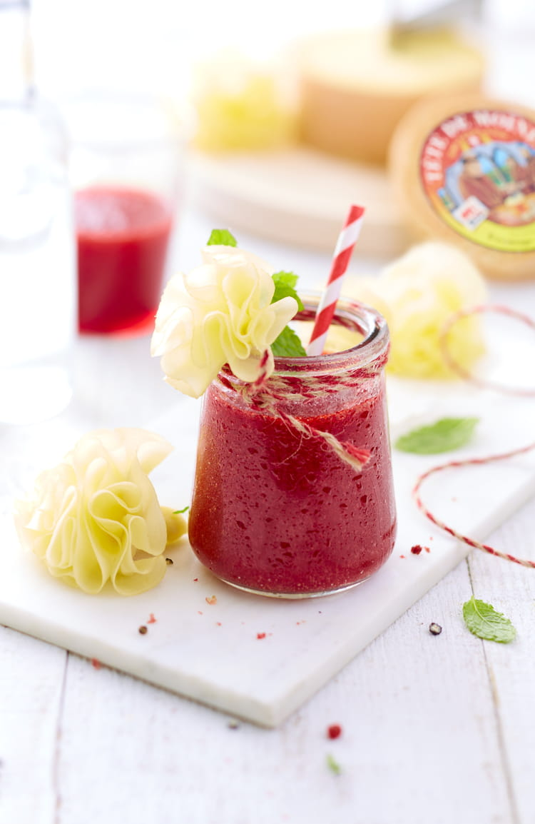 Recette de smoothie poivron rouge tomates et betterave la recette facile - Cuisiner des betteraves rouges ...