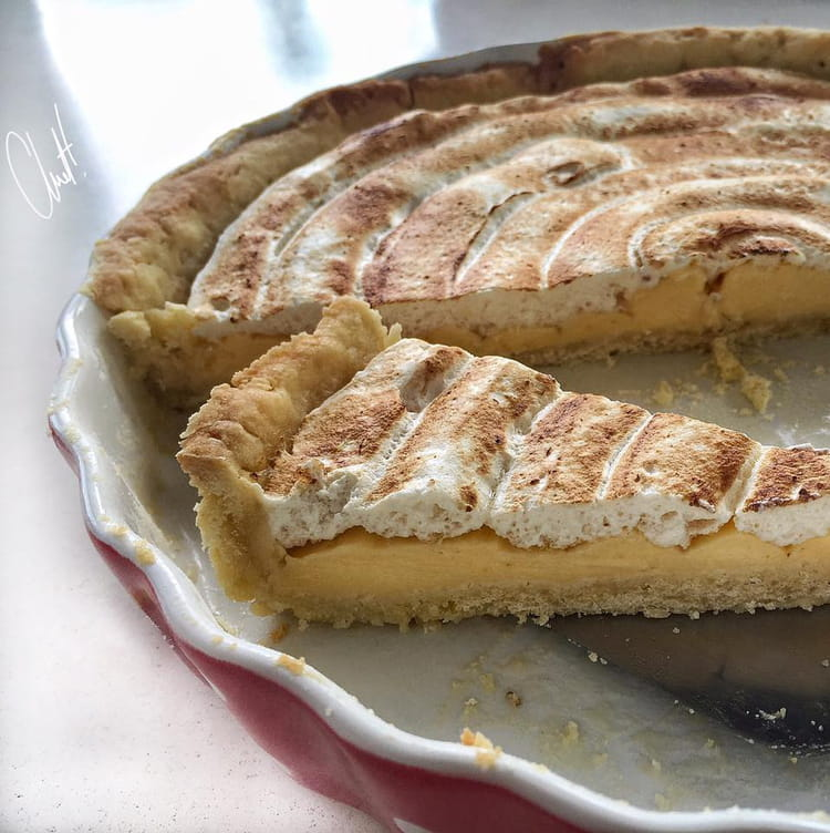 Recette tarte au citron meringu e la recette pour 10 personnes - Tarte citron meringuee recette ...