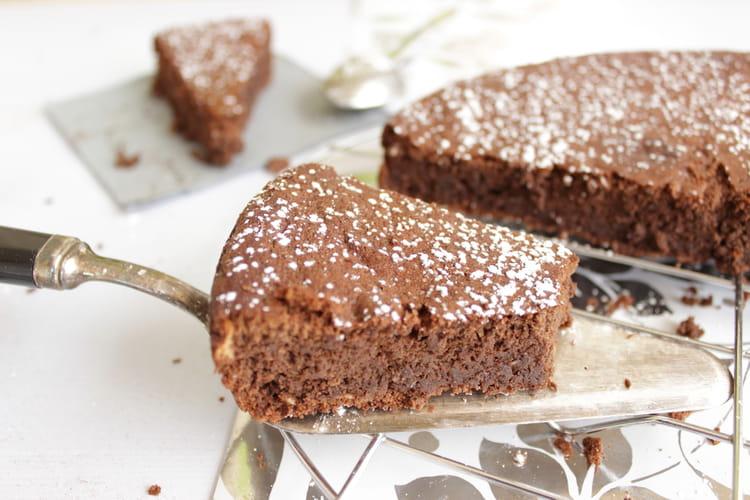 recette de moelleux au chocolat sans beurre la recette. Black Bedroom Furniture Sets. Home Design Ideas