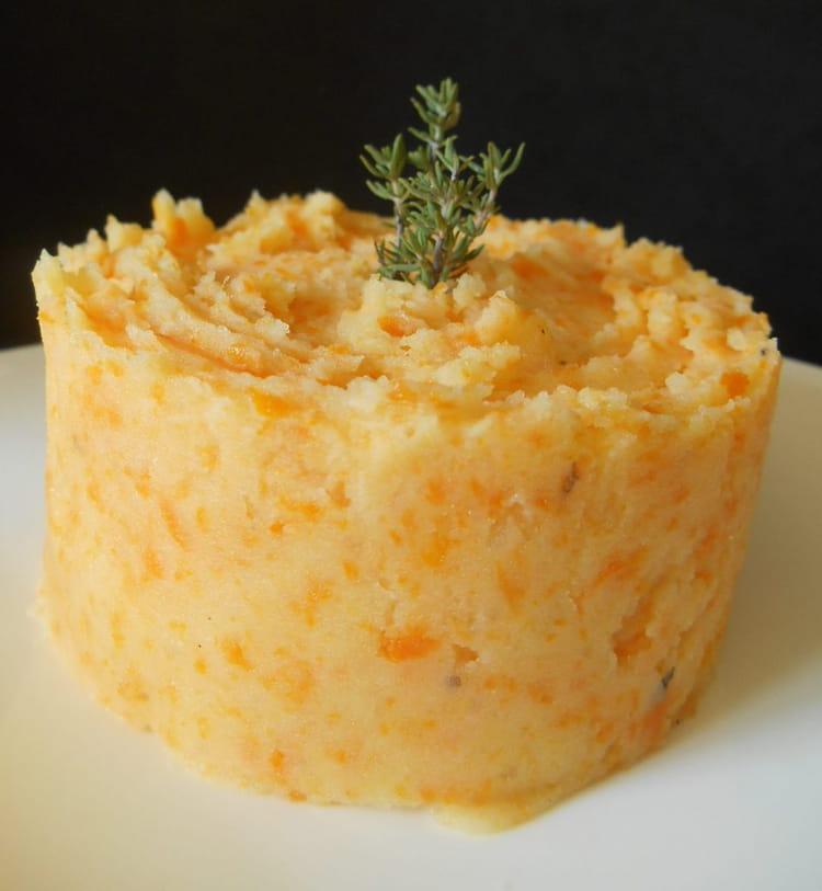 recette pur e de pommes de terre et carotte l gume. Black Bedroom Furniture Sets. Home Design Ideas