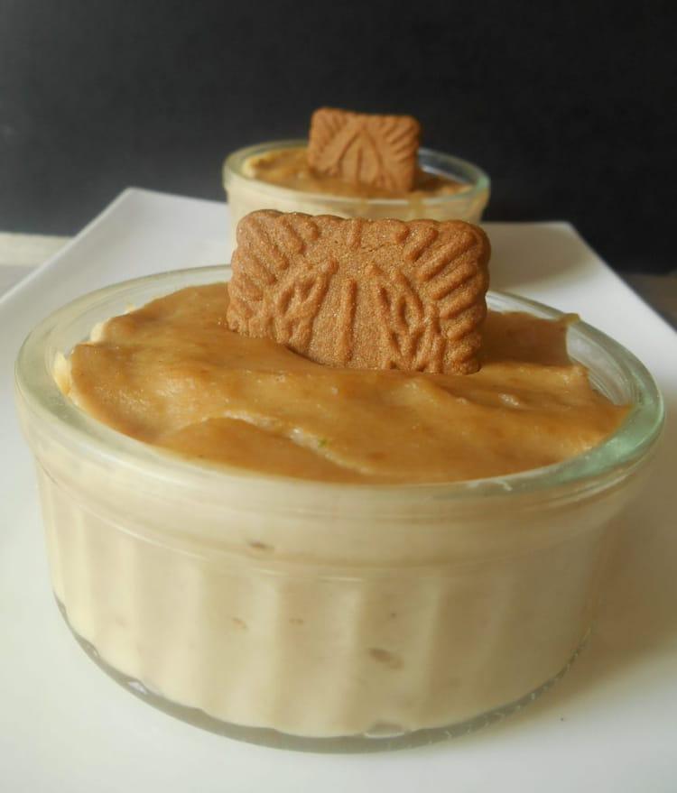 recette de cr 232 me dessert sans oeufs aux sp 233 culoos la recette facile