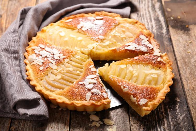 recette de tarte poire amande la recette facile
