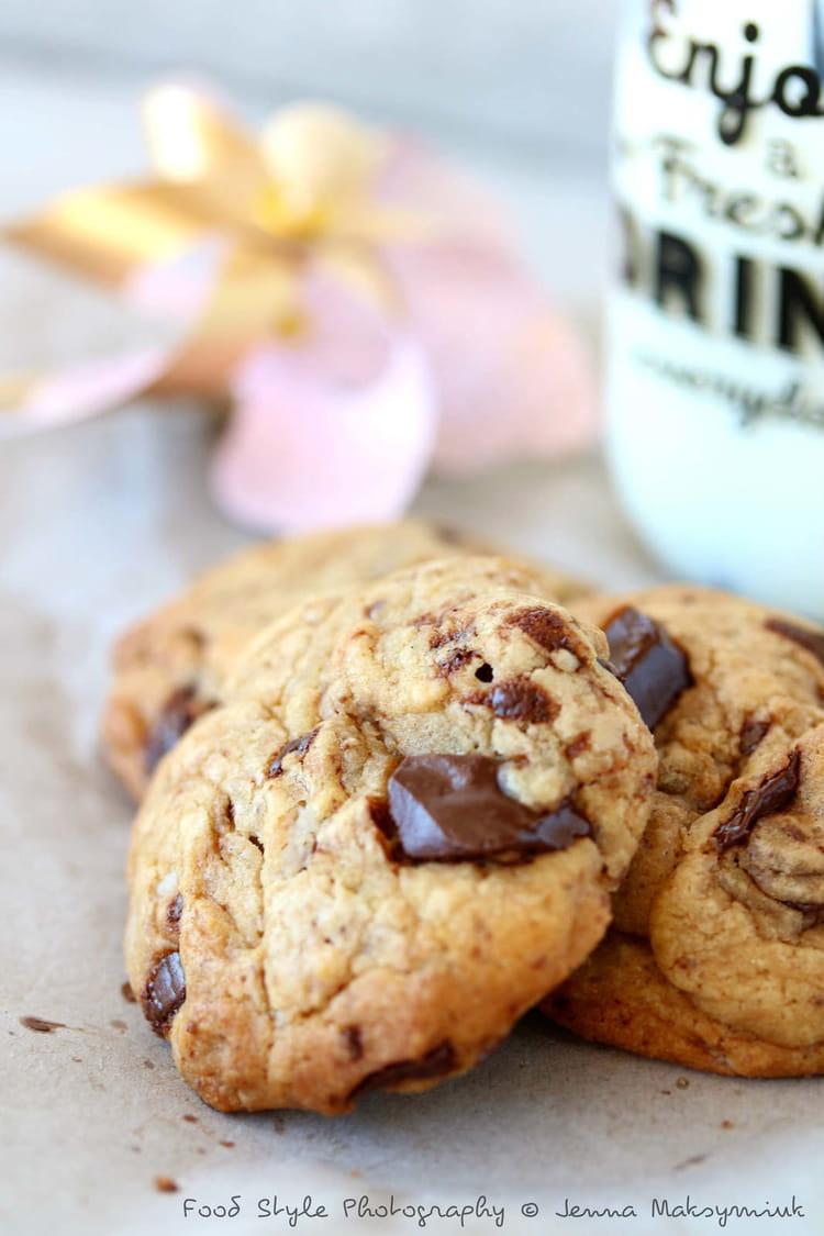 recette de cookies ultra moelleux la recette facile. Black Bedroom Furniture Sets. Home Design Ideas