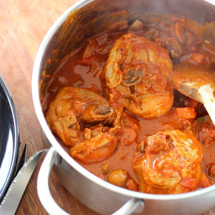 Recette d 39 osso bucco de dinde c leri carottes et champignons for Osso bucco cuisine et vins de france