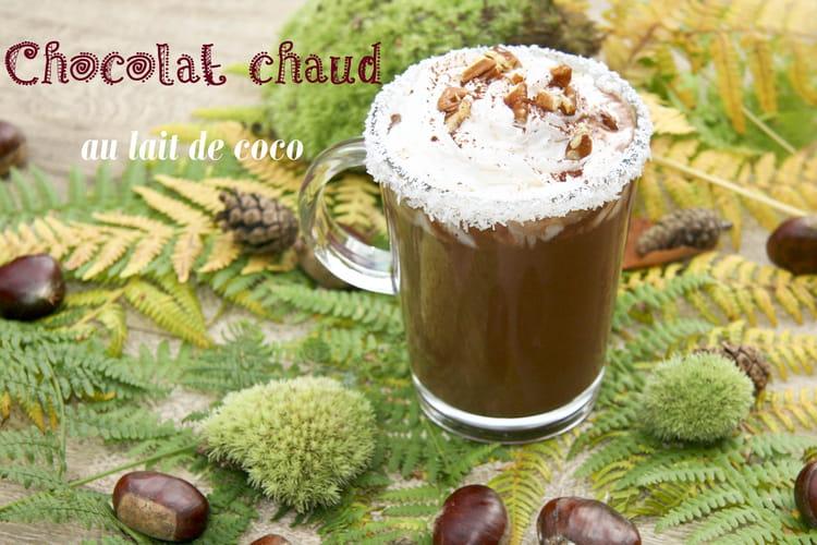 recette de chocolat chaud au lait de coco. Black Bedroom Furniture Sets. Home Design Ideas