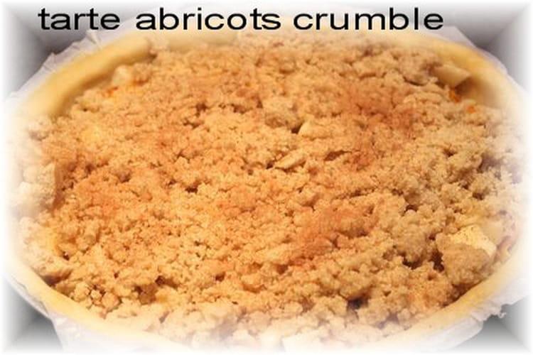recette de tarte aux abricots fa on crumble la recette. Black Bedroom Furniture Sets. Home Design Ideas