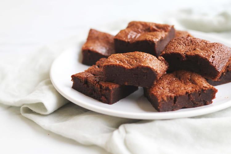 Recette de fondant caramel au beurre sal et chocolat - Fondant caramel beurre sale ...