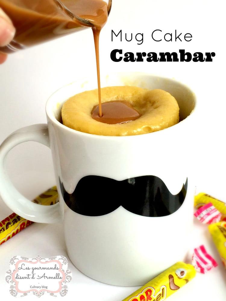 Mug Cake Compote De Pomme