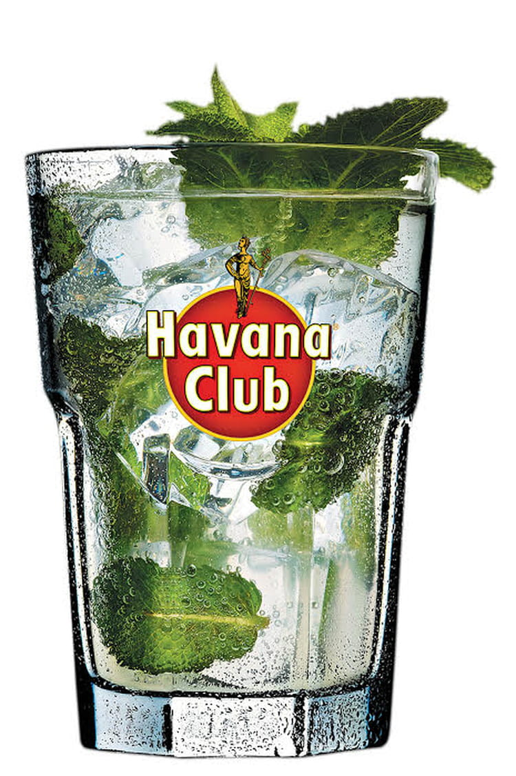 mojito havana club purement cubain la recette facile. Black Bedroom Furniture Sets. Home Design Ideas