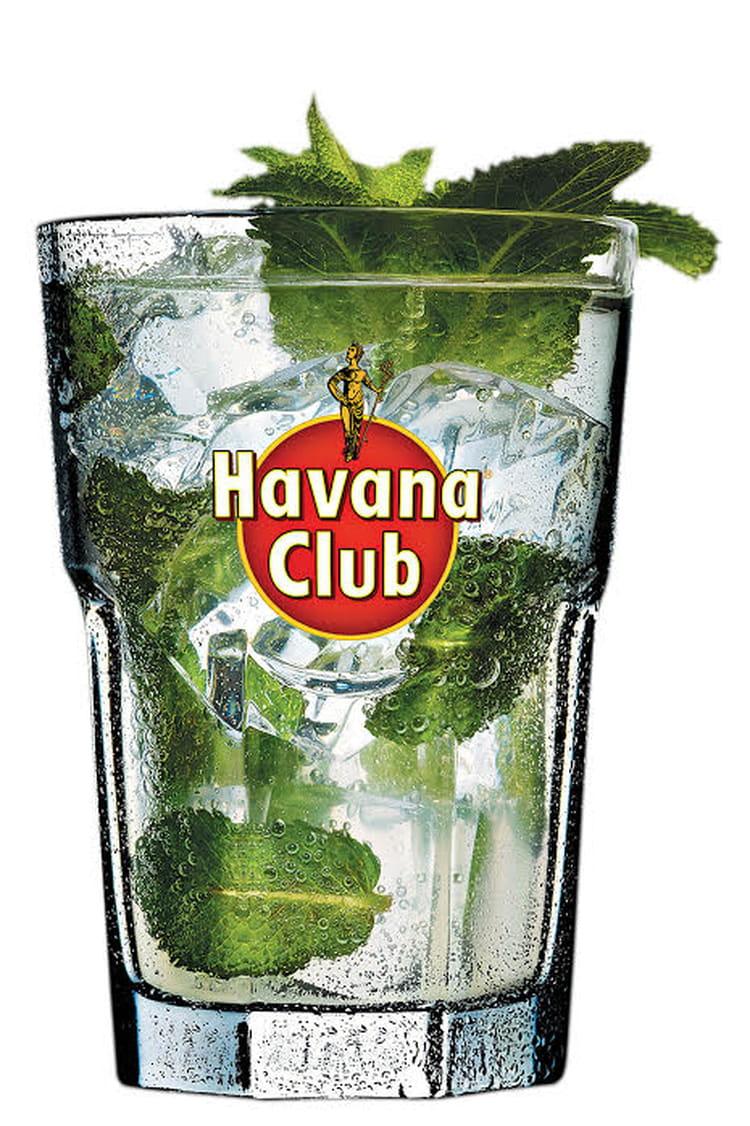 mojito havana club purement cubain la recette facile. Black Bedroom Furniture Sets. Home Design Ideas
