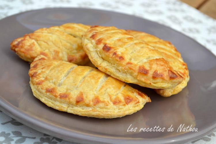 Recette de chaussons aux pommes simples et rapides la - Recettes de cuisine simples et rapides ...