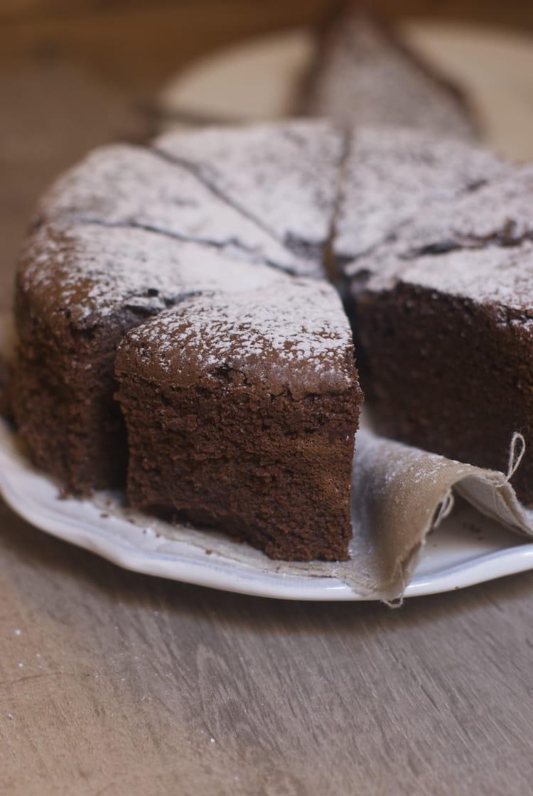 Recette de g teau au chocolat de ma grand m re la recette facile - Recette merveilles de grand mere ...