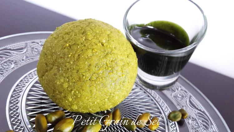 recette de p 226 te de pistache maison la recette facile