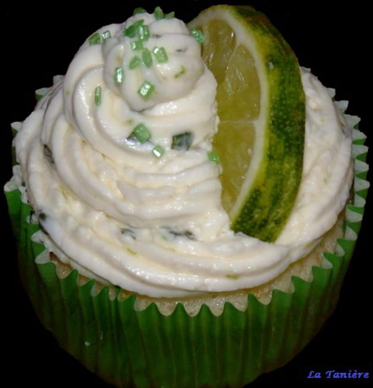 Recette de cupcake mojito la recette facile - Recette de cupcake facile ...