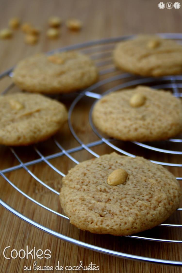 Recette de cookies au beurre de cacahu tes 100 faits - Cookies beurre de cacahuete ...