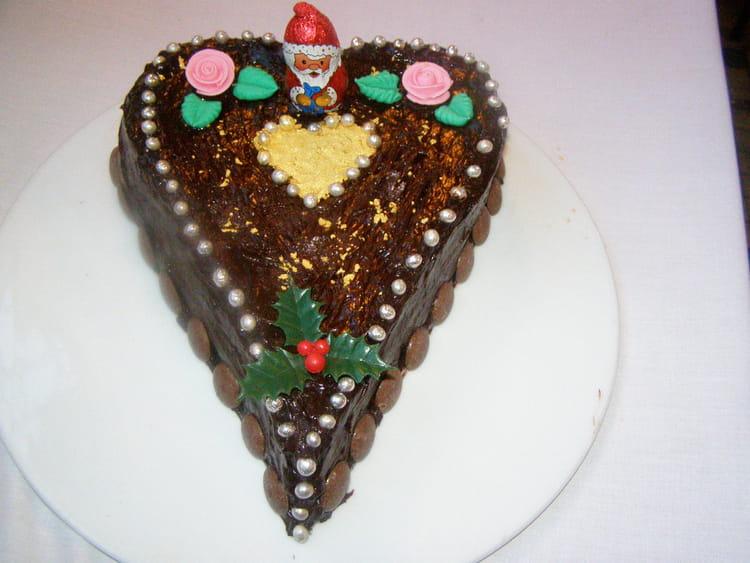 Recette de g teau au chocolat sans farine et cr me sans beurre la recette facile - Gateau au chocolat sans farine ...