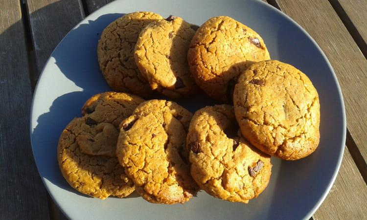 Recette de cookies beurre de cacahu te sans gluten la recette facile - Cookies beurre de cacahuete ...