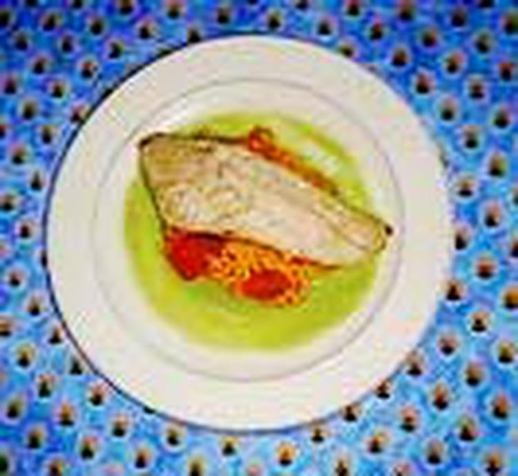 recette de filet de cabillaud au risotto 224 la tomate la recette facile
