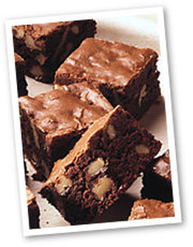 recette de brownies la recette facile. Black Bedroom Furniture Sets. Home Design Ideas