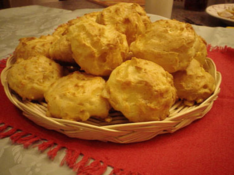Gougeres Recipes — Dishmaps