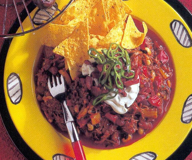 Recette de chili con carne maison la recette facile - Chili con carne maison ...