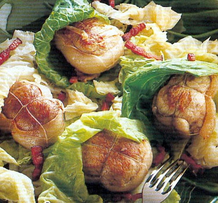 Recette de paupiettes de veau la flamande la recette - Cuisiner paupiettes de veau ...