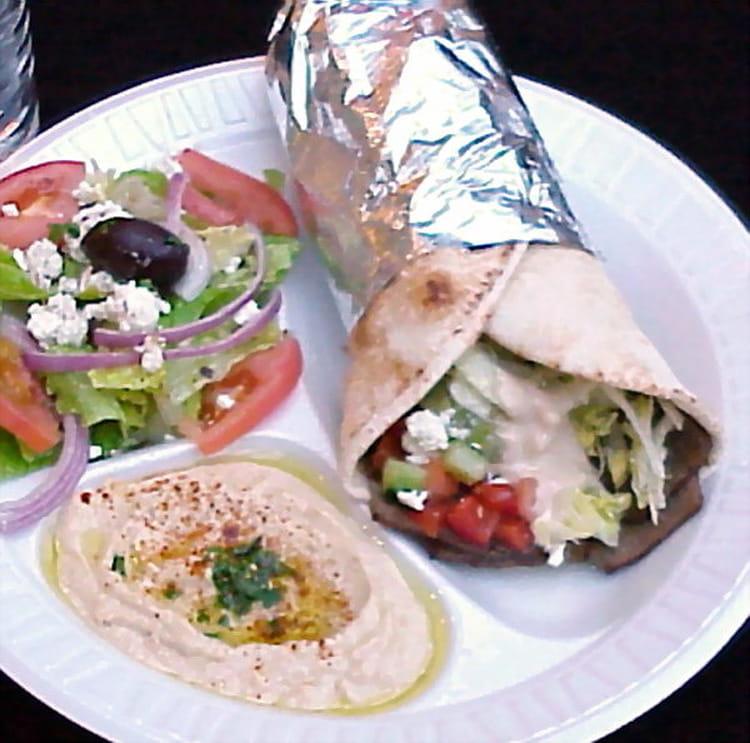 Recette De Sandwich Grec : La Recette Facile