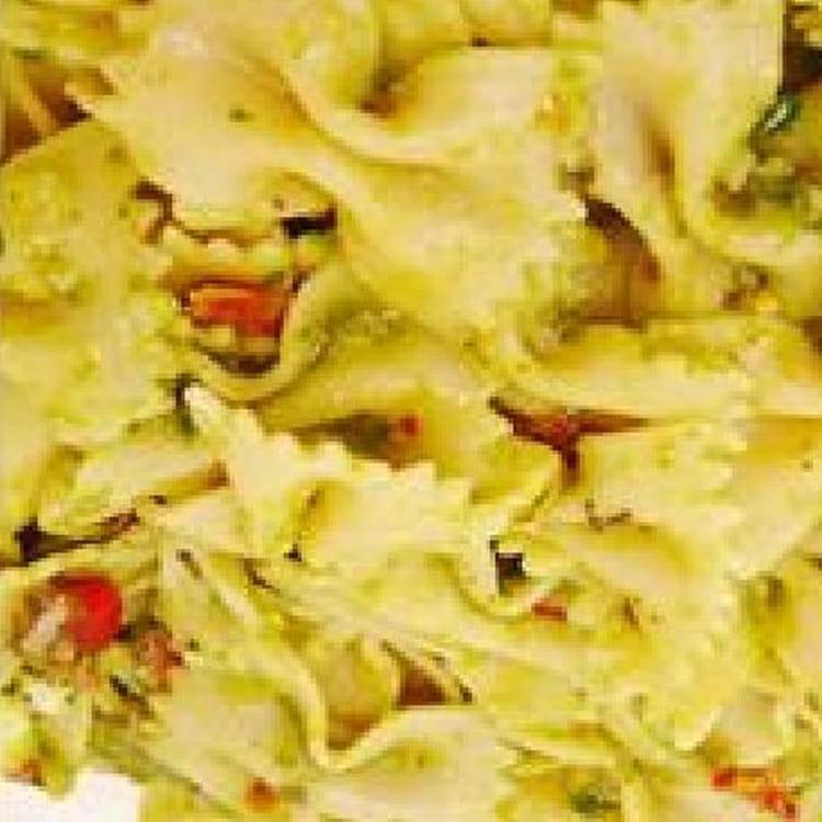 salade de p 226 tes aux tomates basilic et parmesan la recette facile