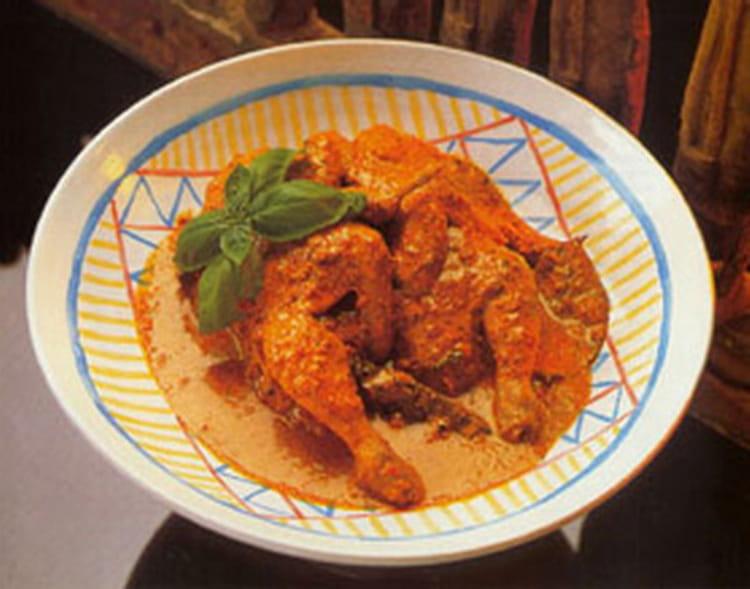 recette de poulet la mexicaine la recette facile. Black Bedroom Furniture Sets. Home Design Ideas