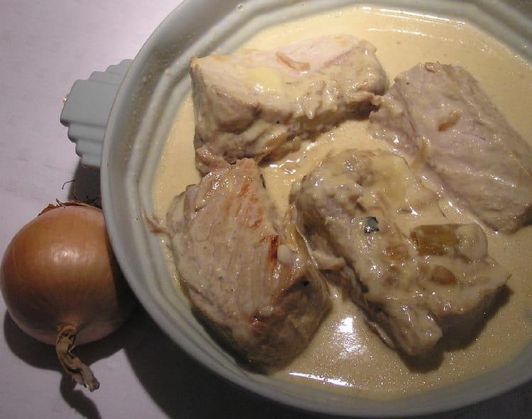 sauce au maroilles pour viandes
