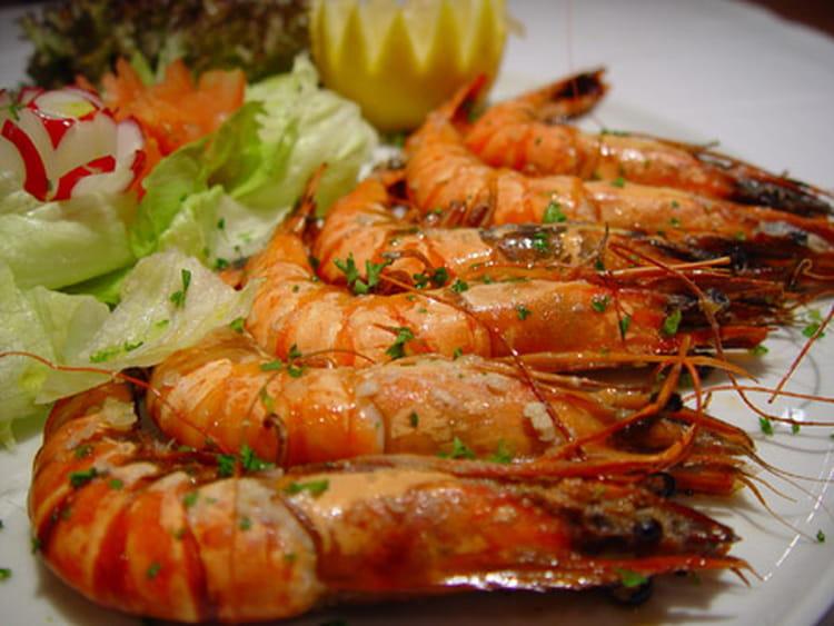 recette de crevettes au gingembre et au citron vert la recette facile